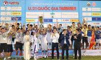 U21-Team Hanoi gewinnt die U21-Nationalfußballmeisterschaft