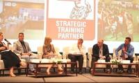 """Seminar """"Berufsbildung für Unternehmen"""" zwischen Vietnam und Australien"""