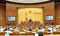 Parlament diskutiert die Investition in die erste Bau-Phase des internationalen Flughafens Long Thanh