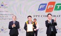 FPT ist eines der zehn Unternehmen mit der technologischen Fähigkeit, die den Standard 4.0 erreicht