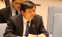 Vietnam unterstützt die internationalen Rechtsverfahren
