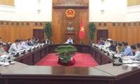 Vize-Premierminister Truong Hoa Binh leitet Sitzung über 39 Toten in Großbritannien