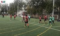 Fußballturnier der vietnamesischen Studenten in China