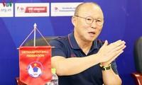 VFF verlängert Vertrag mit dem Trainer Park Hang-seo um drei Jahre