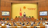 Parlament diskutiert den Gesetzesentwurf für Mobilmachungskräfte