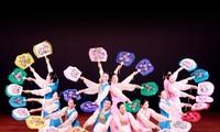 """""""Korea Festival in ASEAN"""" stellt den Hanoier Zuschauer die südkoreanische traditionelle Kunst vor"""