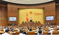 Parlamentssitzung: Die Qualität der hauptamtlichen Abgeordneten verbessern