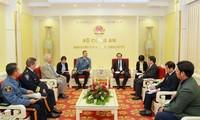 Die vietnamesische Polizei verstärkt Zusammenarbeit mit US-Strafverfolgungsallianz