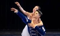 Künstler Dam Han Giang und die Mühe, das vietnamesische Ballett im Ausland vorzustellen