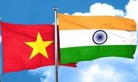 Hochrangige Delegation der vietnamesischen Volksarmee besucht Indien