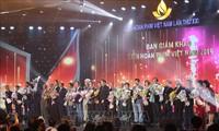 Eröffnung des 21. vietnamesischen Filmfestivals