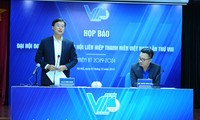 Jugendliche setzen sich für ein wohlhabendes und zivilisiertes Vietnam ein