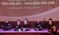 Eröffnung des Festivals des Xam-Gesangs in Nordvietnam