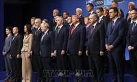 NATO-Gipfel gibt gemeinsame Erklärung ab