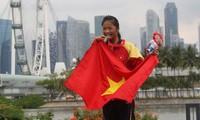 SEA Games 30: Truong Thi Phuong gewinnt zwei Goldmedaillien beim Kanurennsport