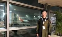 Der erste Direktflug von Hanoi nach Neu Dehli von Vietjet Air