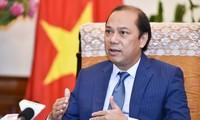 """ASEAN-Präsidentschaftsjahr 2020 mit dem Ziel """"Zusammenhalt und aktive Anpassung"""""""