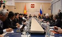 Aktivitäten der Parlamentspräsidentin Nguyen Thi Kim Ngan in Russland