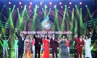 Eröffnung des nationalen Fernsehfestivals