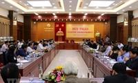 """Seminar über das Projekt """"Festival für den Frieden in der Provinz Quang Tri"""""""