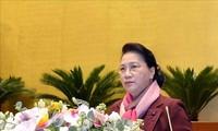 Parlamentsbüro startet die Umsetzung der Aufgaben im Jahr 2020