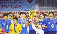 Ho-Chi-Minh-Stadt gewinnt die Volleyballnationalmeisterschaft PV Gas 2019