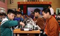 Mehr als 400 Spieler nehmen am Fansipan-Schachturnier teil