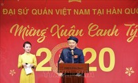 Vietnamesische Gemeinschaft im Ausland begrüßt das traditionelle Neujahrsfest Tet