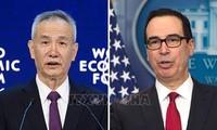 Die USA und China einigen sich auf Wiederaufnahme der Wirtschaftsdialoge