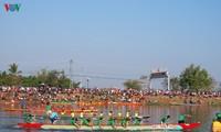 Die traditionellen Feste zum neuen Jahr 2020 in Dak Lak