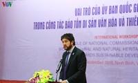 UNESCO geleitet Vietnam bei der Bewahrung seines Kulturerbes
