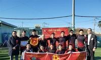 Fußballturnier zum 90. Gründungstag der KPV in Japan