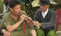 Ken Pi Le, das traditionelle Musikinstrument der Volksgruppe Giay