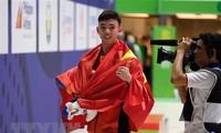 Vietnams Sportler bemühen sich um Tickets für die Olympischen Spiele 2020 in Tokio