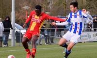 Van Hau trägt bedeutend zum Sieg des jungen Teams von SC Heerenveen bei