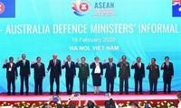 Vietnam setzt sich für die ASEAN-Verteidigungszusammenarbeit ein