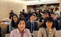 Schutz und Förderung der Menschenrechte in der digitalen Zeit und in der Zeit des Klimawandels