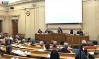 Parlament und Senat Frankreichs diskutieren über die Ostmeer-Frage