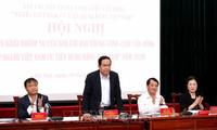 """Verwaltungsstab der Bewegung """"Vietnamesen bevorzugen vietnamesische Waren"""" setzt Aufgaben im Jahr 2020 um"""