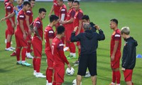 Qualifikationsrunde der WC 2022: Trainer Park Hang-seo steht vor großen Herausforderungen mit der Verteidigung