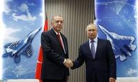Russland und die Türkei einigen sich auf Waffenruhe in Syrien