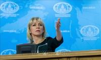 Russland verurteilt den Manöverplan der NATO in Europa