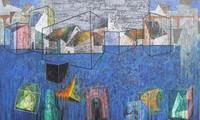 4. Ausstellung der Gruppe mehrdimensionaler Maler