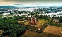 Die Kulturspuren der Cham in Binh Dinh