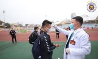 Wegen der Covid-19-Epidemie wird V-League 2020 auf Ende März verschoben