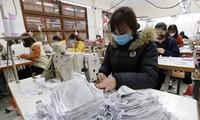 EU und die USA stellen der Import vietnamesischer Textilien nicht ein