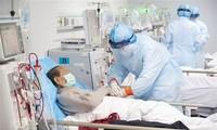 Covid-19-Epidemie: Todeszahl steigt über 15.400