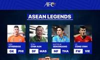 Cong Vinh ist einer der fünf legendären Fußballspieler in Südostasien
