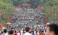 Teilnehmeranzahl an Zeremonien beim Fest zum Todestag der Hung-Könige wird wegen Covid-19-Epidemie begrenzt