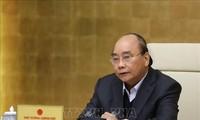 Premierminister leitet Sitzung über Covid-19-Bekämpfung